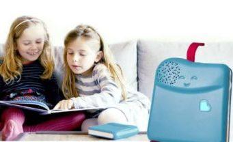 Votre voix dans la liseuse de vos enfants!